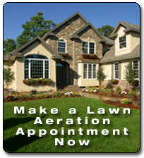 Lawn Aeration Appointment